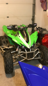 2012 kfx 450r sell or trade