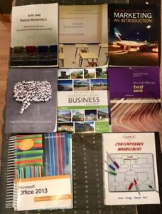 NSCC Business Admin Year 1 Textbooks For Sale