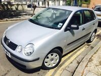 2005 VW POLO TWIST AUTO 1.4CC 2 OWNERS 5 STAMP SERVICE HISTORY