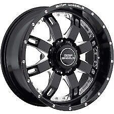 NEW - BMF R.E.P.R 20x10 wheels for Ford SuperDuty NEW