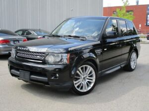 2012 Land Rover Range Rover Sport HSE NO ACCIDENTS ETENDED FACTO
