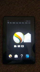 Amazon Kindle Fire HDX $90 or Best Offer