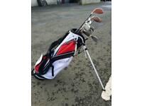 Lynx oversize golf set