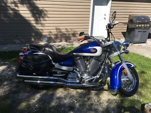 2002 Victory safetied