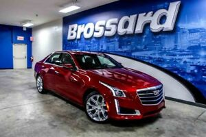 2015 CADILLAC CTS SEDAN AWD PERFORMANCE AWD Performance