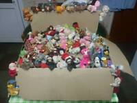 650 VINTAGE CLIP ON TOYS FROM THE 70S
