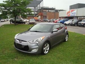 2013 Hyundai Veloster ~ 6 SPEED MANUAL ~ BACK-UP CAMERA ~ BLUETO