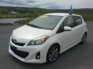 2013 Toyota Yaris SE (A4) MAG, AUTOMATIQUE,BAS KM WOW