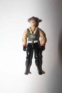 Vintage GI:JOE Sgt. Slaughter 1985 Mail-In Action Figure HASBRO