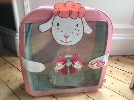 Baby Annabelle Wardrobe /Clothes Storage/ Carrycase