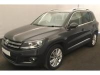 Volkswagen Tiguan Match Edition FROM £135 PER WEEK!