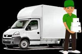 24/7 Man and van Hire house office flat rubbish piano removals service furniture move nationwide