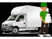 24/7 Man and van house office flat rubbish piano removals service furniture move nationwide