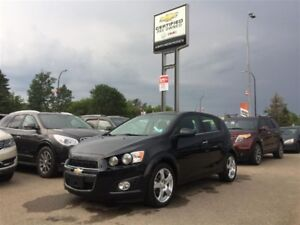 2014 Chevrolet Sonic LT *Heated Seats* Sunroof*  *Remote Start*