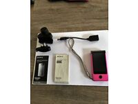 SONY Bloggie Touch MHS-TS20K 8GB HD Snap Camera/Video Recorder