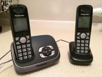 Hands free Panasonic house phone