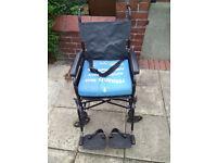 Invacare Ben 9+ Transit Wheelchair