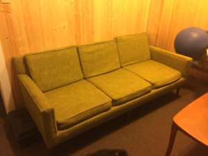 Couch and 2 chairs