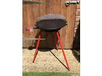 Beau Claire outdoor cooking system