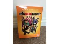 Big Bang Theory DVD Box Set Season1-5