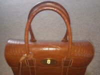 Mulberry tan bayswater , used only a handful of times, dust bag and original bag avail