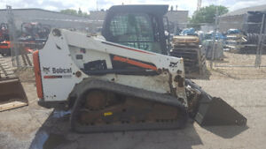 2012 BOBCAT T630 SKID STEER LOADER