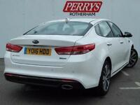 2016 Kia Optima 1.7 CRDi ISG 3 4 door Diesel Saloon