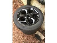 Ford Focus alloys 5x112
