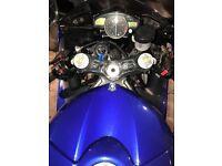 2012 Yamaha R6 13s 600cc