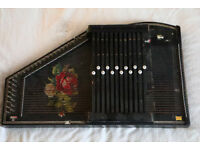 Zither / Autoharp with some missing strings - for repair £18