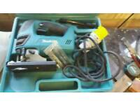 Makita Jig Saw 110v