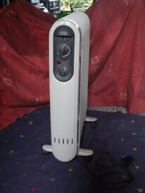 OIL HEATERS FOR SALE.