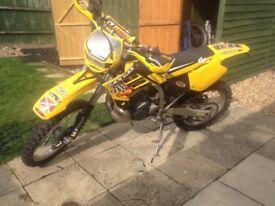 2002 gas gas 300cc 2stroke