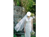 Beautiful vintage wedding dress for sale