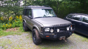 parts or repair 04 landrover discovery 2 with blown headgasket