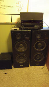 Fantastic Entertainment System Lot up for TRADE