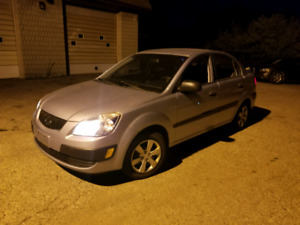 2009 Kia Rio - Safetied/E-tested