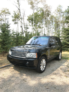 2009 Range Rover Autobiography Supercharged