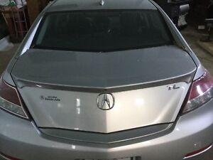 Acura TL Tech 2013