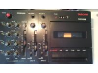 for sale a 4 track tascam 8 track player/recorderplus extras