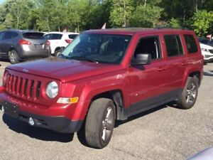 2015 Jeep Patriot Sport/North LEATHER! CRUISE CONTROL! SUNROO...
