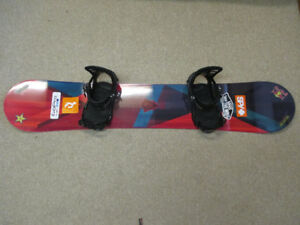 Sims snowboard good condition only used one season 300$ OBO