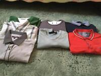 Men's assortment of cloths