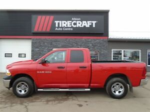 2011 Ram 1500 SXT 4.7L 4x4 Hitch Well Maintained