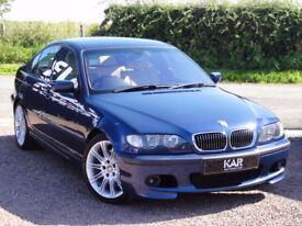 BMW E46 330i M Sport Saloon, Auto, 2003 / 03 Reg, FSH, 80k Miles, *** High Specification ***