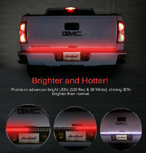 Lumiere bande led tailgate pickup
