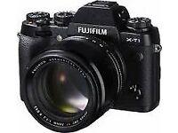 Cameras and binoculars wanted
