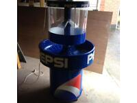 Pepsi / Electrolux drinks chiller, needs new thermostat