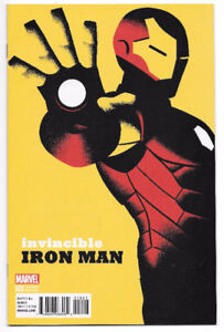 INVINCIBLE IRON MAN #6 NM CHO 1:20 INCENTIVE VARIANT MARVEL
