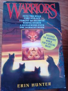 Warrios series by Erin Hunter